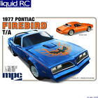 MPC 916M 1/25 1977 Pontiac Firebird Convertible 2T Plastic Model Kit