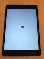 Apple iPad mini 3, 16GB, Wi-Fi, A1599, 7.9in - Space Gray (w/Extras)