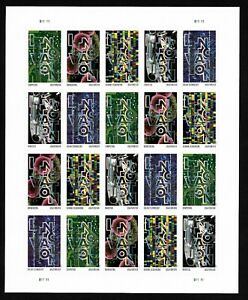 #5514-5518 Innovation (forever) 2020 Issue-MNH Sheet of 20 - 5 Different