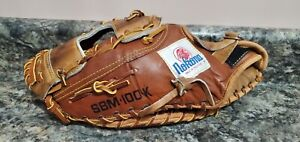 "Nokona SBM-100K Kangaroo Glove Softball First Base Mitt LHT 14"" Beautiful"