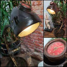 TISCHLAMPE Fahrrad Antik LAMPE VESPA ROLLER Einzelstück Stehlampe Moped Unikat r