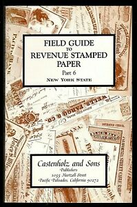 Field Guide To Revenue Stamped Paper Pt. 6