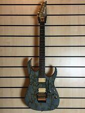 Ibanez JCRG2103-LBT J.Custom Lander Blue Turquoise E-Gitarre Japan NEU NEW