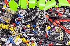500 LEGO Pieces Technic Bricks Parts Set Gears Box Huge Bulk Lot 1lbs kg Motor