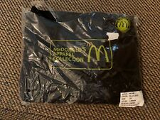 Mcdonalds Apparel Collection Unisex Crew Knit Shirt 3X - Brand New In Packaging