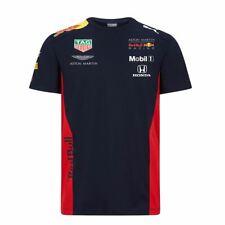 Aston Martin Team T-shirt Red Bull Racing F1 Puma Official 2020