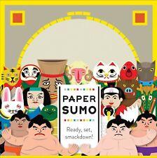 Carta Sumo Da Cochae Yosuke Jikahara E Miki Takeda Design Gioco Giocattolo Nib