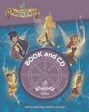 Disney Fairies Tinker Bell and the Pirate Fairy (Disney Book & CD),