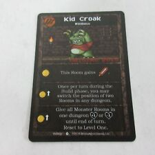 Brotherwise Games Boss Monster Kid Croak Room Deck Promo NEW