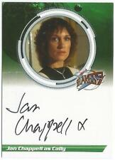 Blakes 7 Series 2 Auto Card S2JC Jan Chappell as Cally