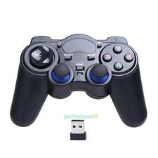 2.4G USB Wireless Game Controller Gamepad Joystick for Android TV Box Tablets PC