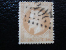 FRANCE - timbre yvert et tellier n° 28A obl (A14) stamp french (U)