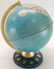 Vintage Metal Ohio Art Globe - 984C174