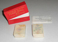 Carte da giuoco Mignon FOOT-BALL Creazione Bertino 1947 Calcio Tarot Cards 2