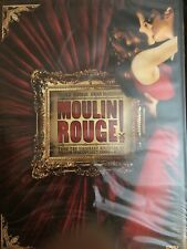 Moulin Rouge Dvd Widescreen Sealed New Nbo Free Shipping