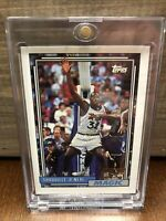 1992-93 Topps Shaquille O'Neal Shaq MINT CONDITION Rookie RC #362 PSA BGS