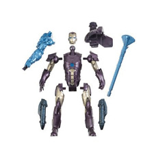 "MARVEL IRON-MAN3 3.75"" Iron Man Stealth Tech Assemblers Action Figure"