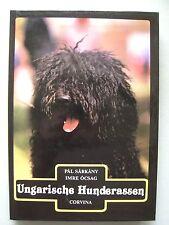 Ungarische Hunderassen 1978 Hunde Ungarn