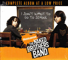 The Naked Brothers Band-2008-TV Series- Soundtrack- CD