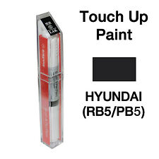 Hyundai OEM Brush&Pen Touch Up Paint Color Code : RB5 / PB5 - Becketts Black