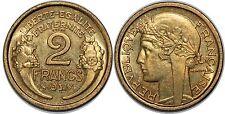 2 FRANCS 1931 ESSAI  G.113.6