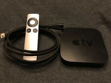 Apple TV 2nd Generation Digital HD Media Streamer A1378 with Remote
