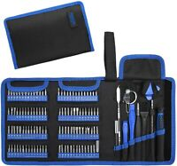 Magnetic Precision Screwdriver Set 126-in-1 Micro Tool Kit Cell iPhone Tablet PC