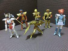 "Saint Seiya ""Mini Figure Set D"" Japan Bandai 2002 Otaku Rare Anime Manga Gift"
