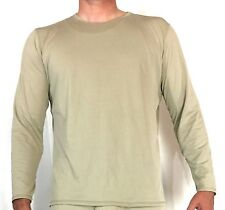Military Gen Iii Thermal Undershirt, Army Ecwcs Level 1 Base Layer Shirt Top
