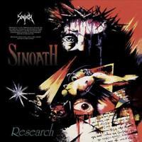 SINOATH - RESEARCH NEW VINYL