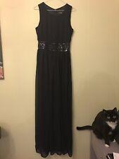 missguided Dress Size 10 Black
