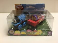 RARE Exclusive Easter Thomas & The Jellybean Car LC98110 Thomas Wooden Train