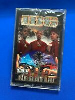 I.B.G. IBG ‎– We Ballin | Cassette Tape Album 1999 Red Boy Papa Rue SEALED RARE