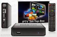 Mag 250 Box Multimedia Player Internet Tv Set Top Box Iptv Set Top Usb Hdmi Hdt
