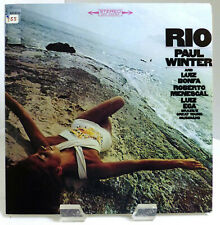 """Mint 1973 RE Paul Winter """"Rio"""" Columbia Special Products JCS 9115 Stereo LP"""