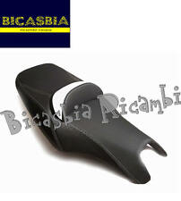 9293 - COPRISELLA NERO BIANCO YAMAHA 500 T-MAX TMAX 2008 - 2011