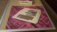 Apple 2 Plus Jigsaw Puzzle rare 1979