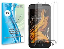 2x SDTEK Tempered Glass Screen Protector for Samsung Galaxy XCover 4s