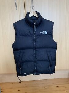 North Face gillet 700 Black Small.