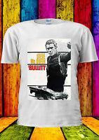 Ford Mustang Steve Mcqueen Bullitt T-shirt Vest Tank Top Men Women Unisex 2155
