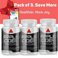 Weight Loss Pills Apple Cider Vinegar Fat Burner ACV Keto Diet Supplements