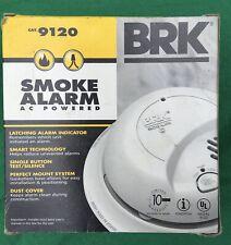 Smoke Detector Alarm BRK 9120