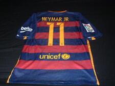 FCB Barcelona España España La Liga fútbol pequeño Mans Neymar No11 Home Jersey