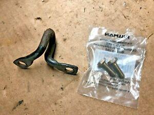 1978-1996 Ford BRONCO rear TAILGATE torsion bar holder MOUNT hoop piece BRACKET