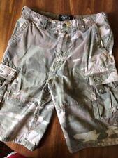 Boys Size 18 Vintage Carpenter Shorts, Camo Print, Pre Owned, Really Good Shape