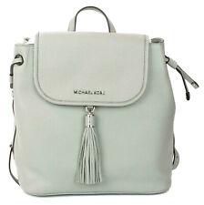 100% Authentic Michael Kors Bedford Backpack Bag Light Grey - No Reserve!!!