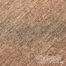 Baldosas de moqueta color principal marrón de polipropileno