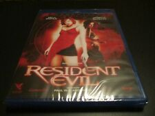 "BLU-RAY NEUF ""RESIDENT EVIL 1"" Milla JOVOVICH, Michelle RODRIGUEZ / horreur"