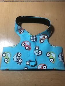 Volkswagen Hippy Handmade Dog Harness (1469) L