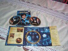 Harry Potter e la pietra filosofale EDIZIONE 2001 DVD omaggio bluray WARNER BROS